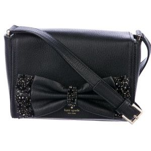 Kate Spade Avva Manor Place black cross body bag